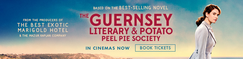 Image result for the guernsey literary and potato peel society rotten tomatoes